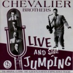 Cover:Live & Still Jumping